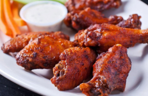 Dead End BBQ Smokehouse Wings